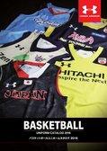 2016バスケットボールユニホームカタログ